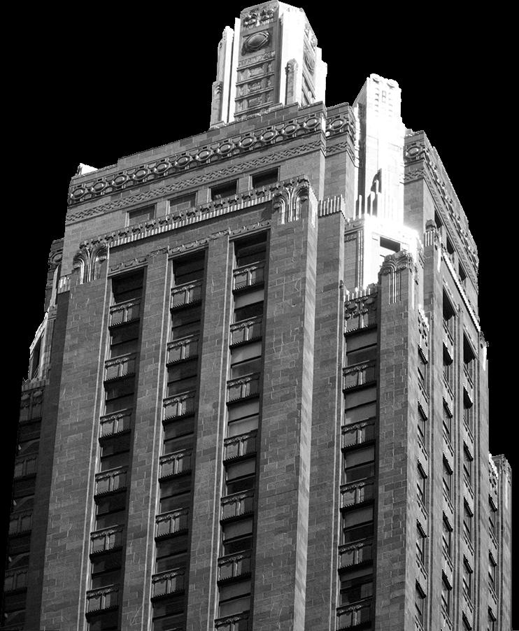 Photo historique d'un édifice de Chicago